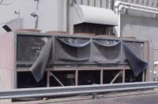 Poor Equipment Maintenance Protection Prefilters