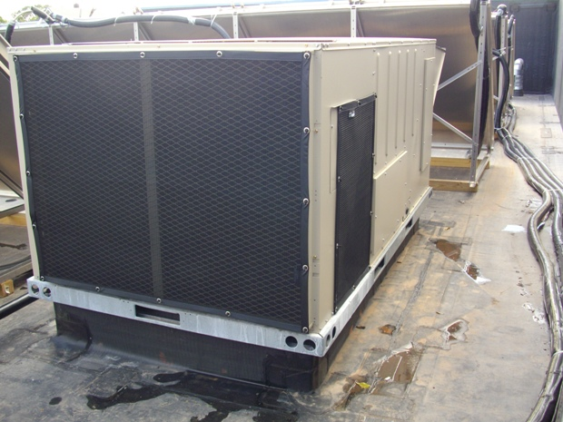 lennox-rtu-prevent-air-intake-screen