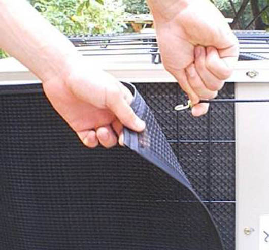 PreVent Wrap Around Air Conditioning Filter