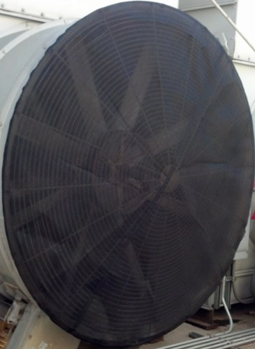 large-fan-guard-bonnet-filter-BAC-cooling-tower