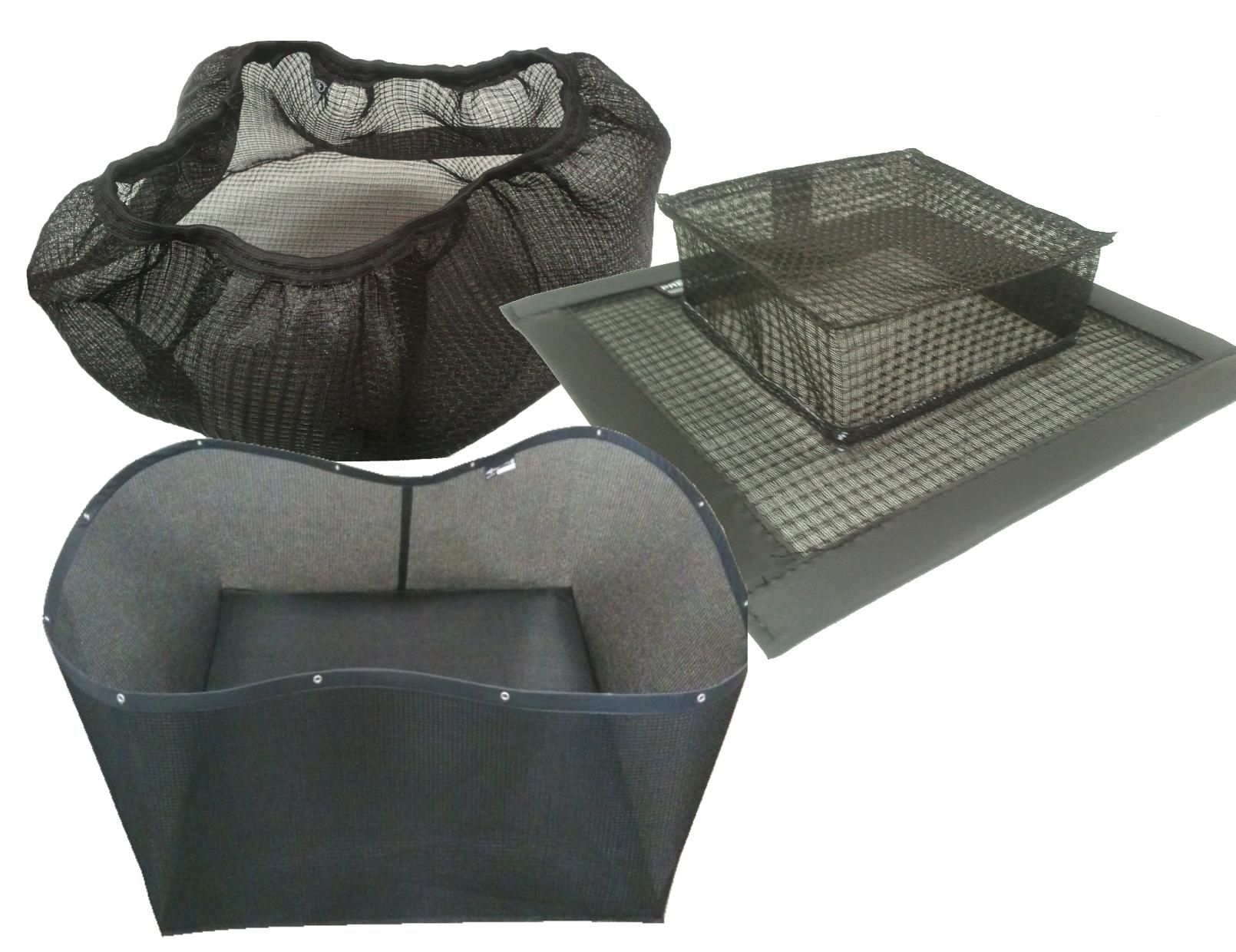 bonnet style air filters