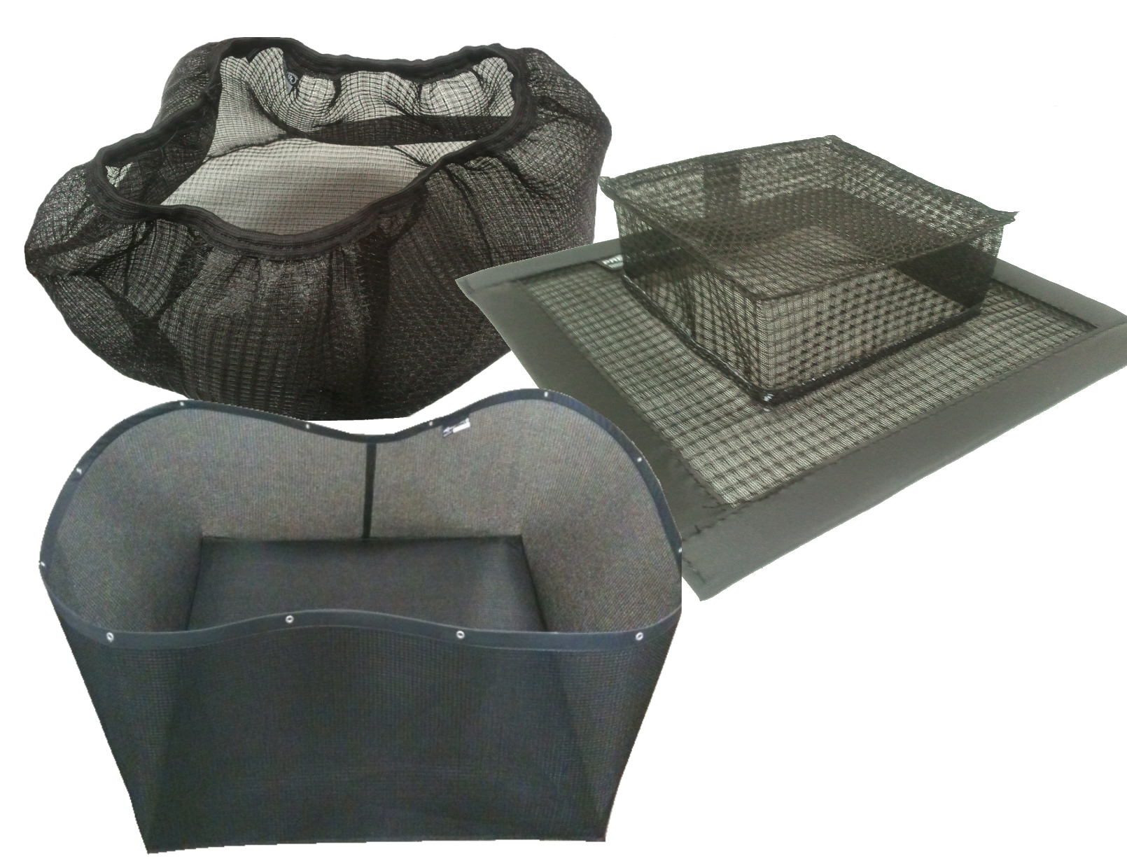 bonnet style air filters