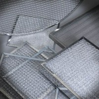 Metal Mesh Filters - Air Filters: Aluminum and Steel