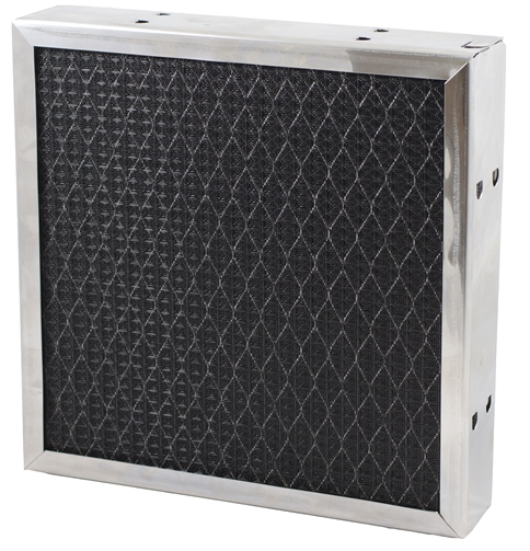 coalescing air filter