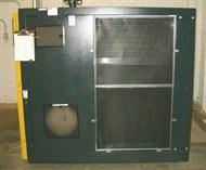 kaeser compressor with air intake screen