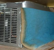 restaurant condenser poor filtration before air filter solutions