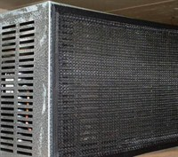 restaurant condenser with prevent air solutions
