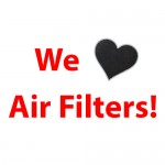 we love air filters