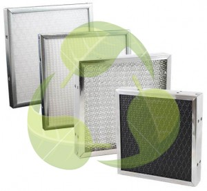washable electrostatic and metal mesh filters_greensymbol