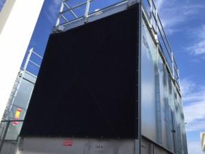 PreVent Air Filter Screen Installation