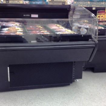 meat display case air intake filter