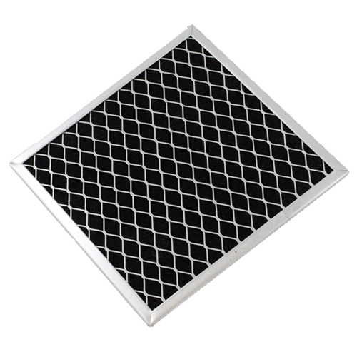 activated carbon air filter media filter