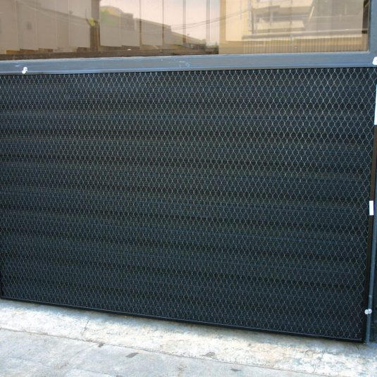 Fan Coil Louvers with PreVent Closeup 300 dpi
