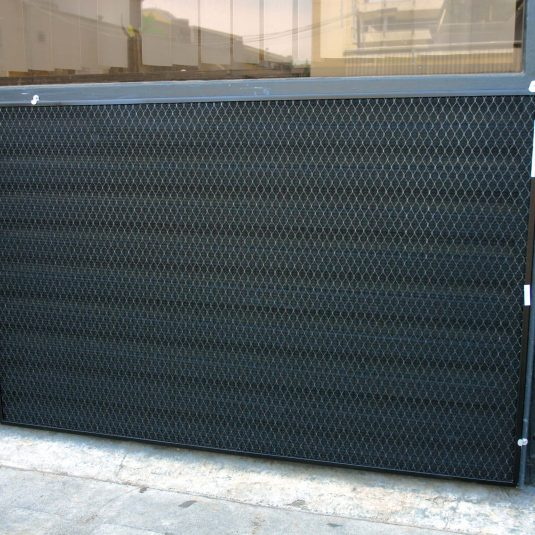 Fan Coil Louvers with PreVent Closeup