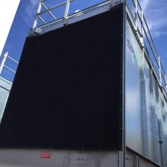PreVent Installation on SPX Cooling Tower