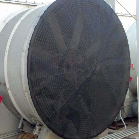 Elastic Frame Fan Bonnet Air Filter