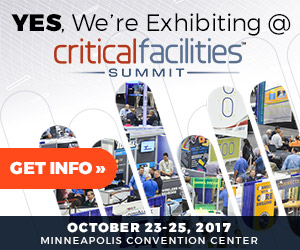 Permatron Exhibiting at Critical Facilities Summit