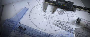 OEM Landing Page Blueprint Background