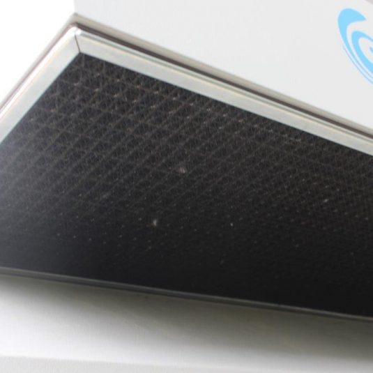 magnetic mounted air filter