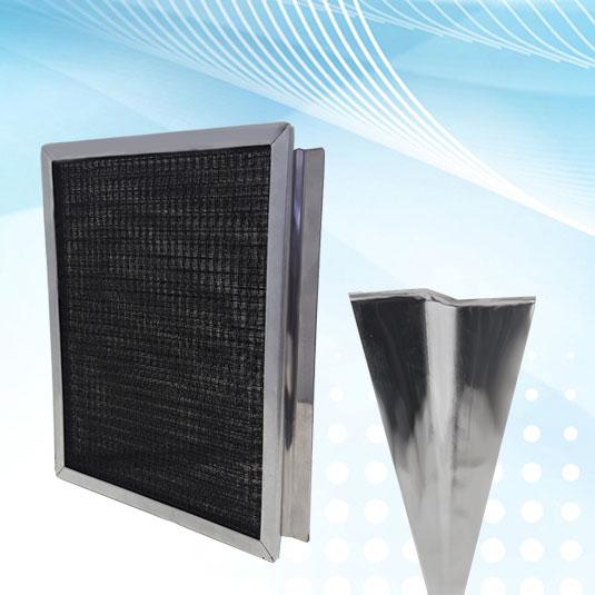 Air Filter Z Bracket