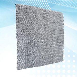 bonded aluminum mesh
