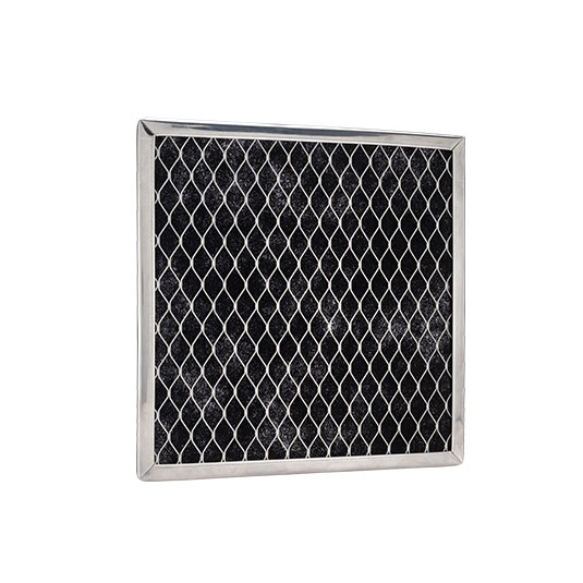 Activated Carbon Afterfilter with Wire Support