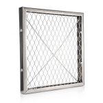 Pad Stabilizing Frames