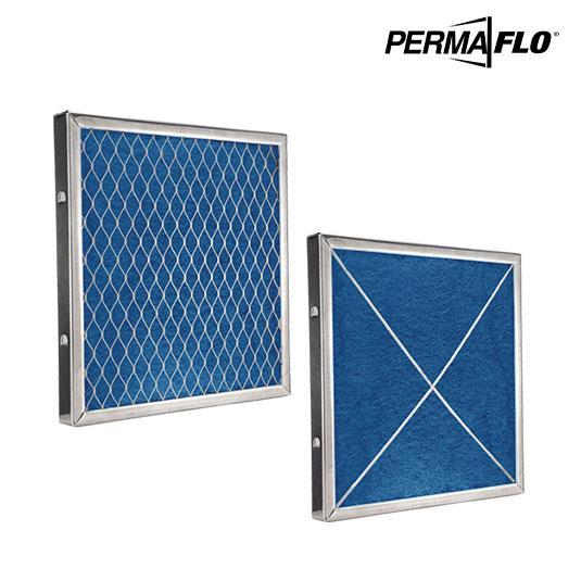 PermaFlo Air Filter in Stabilizing Frame