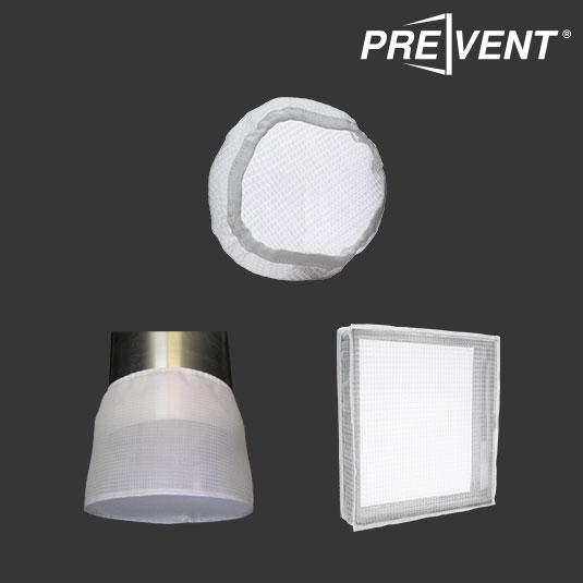 PreVent 3D Bonnet Style Air Filters