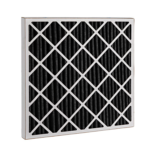 Activated Carbon Pleated Air Filter