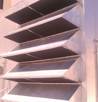 Air Intake Filter Screen Extends Life of Pleated Filters