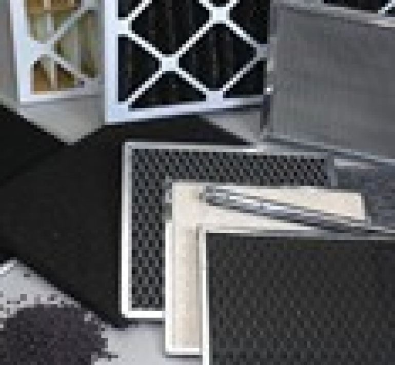 activated carbon custom filters