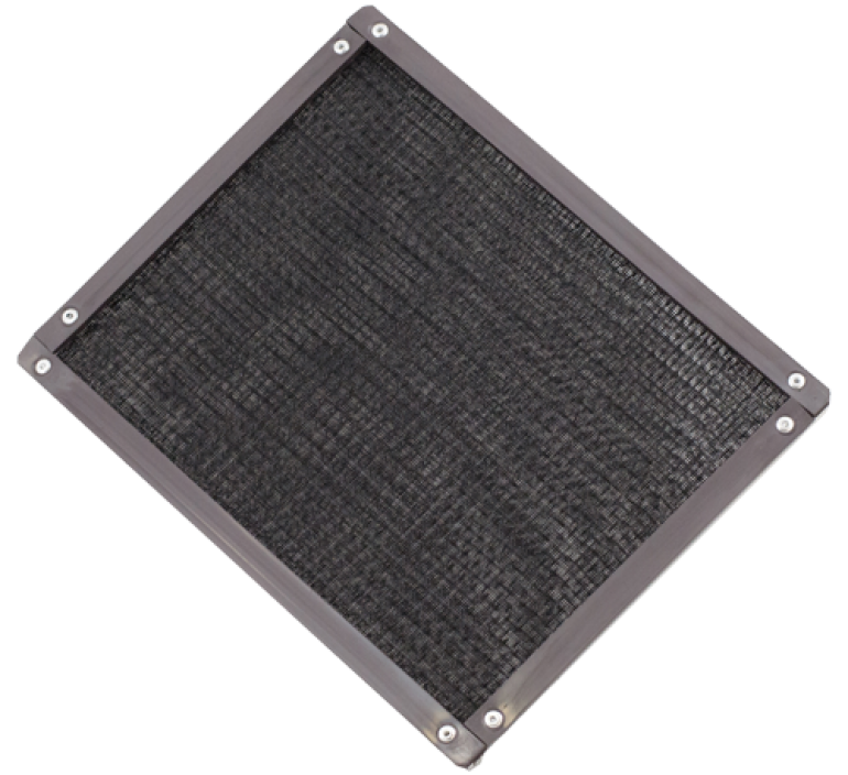 magnetic filter screen