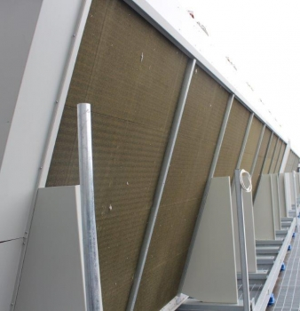 Data Center Free Cooling – Not Free of Debris