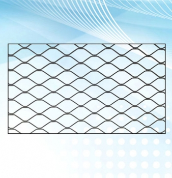 Expanded Metal Air Filter Support