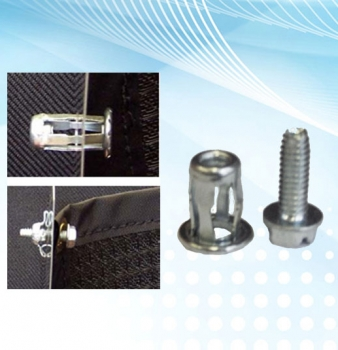 Jack Nut Air Filter Mount Kit