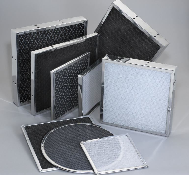 washable electrostatic filters