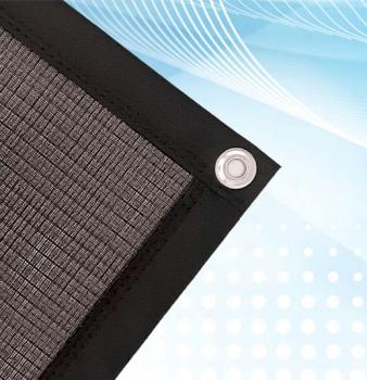 Vinyl Grommet Air Filter Frame
