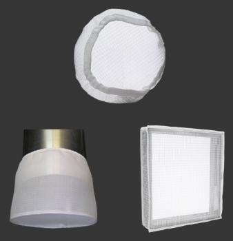 PreVent® 3-D Bonnet Air Filter