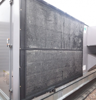 Rooftop Air Filter Equipment