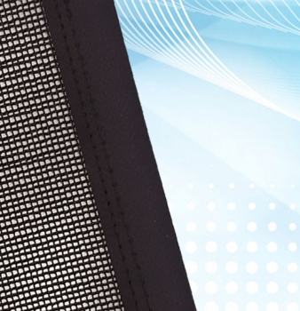 Vinyl Air Filter Frame