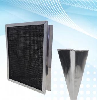 Air Filter Z Bracket Mount