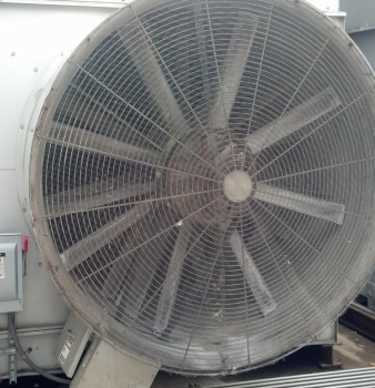 Fan Guard Screen for BAC Cooling Tower