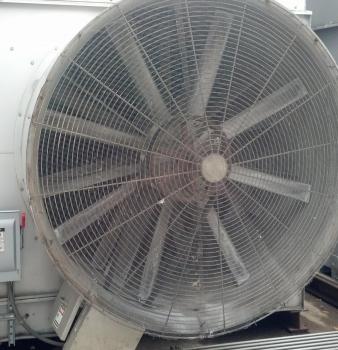 Fan Guard Screen for BAC Cooling Tower
