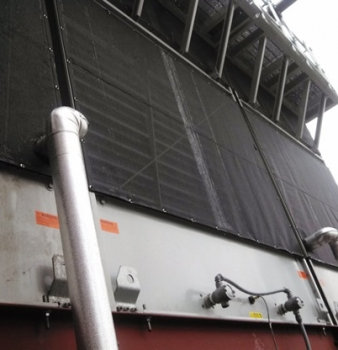 Cooling tower ventilation – It pays to screen