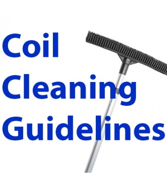 How to cut time coil cleaning