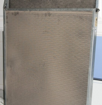 Washable Furnace Filter Captures Dust and Odors