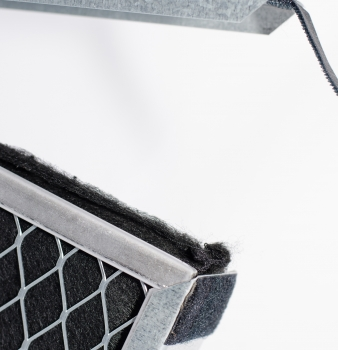 Carbon Air Filters Remove Odors and Fumes