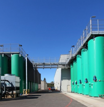 World's Finest Sake Brewer Controls Cottonwood With PreVent® Filters