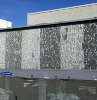 Prevent Hail Damage to HVAC System